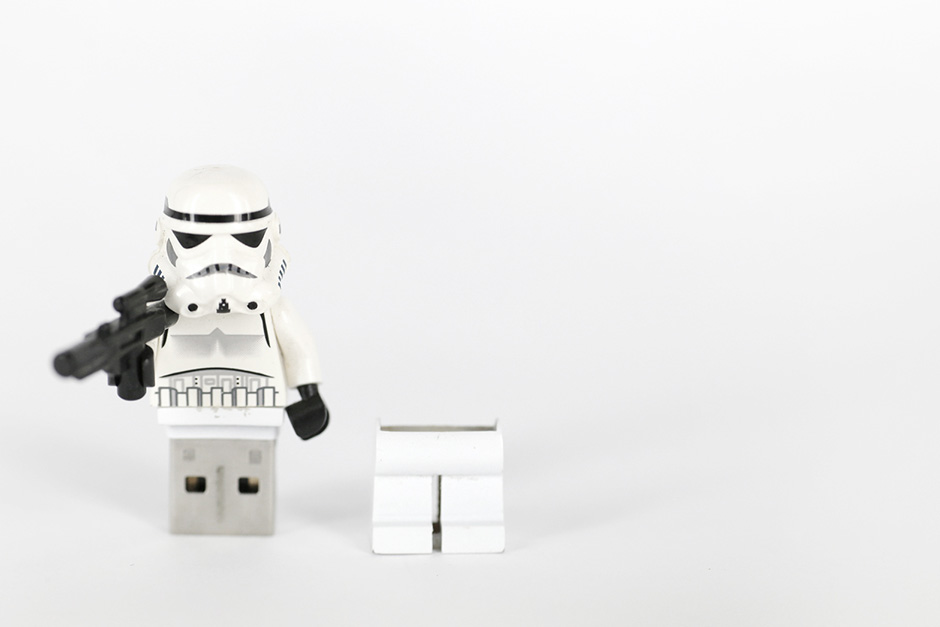 Logo Minifigure star war