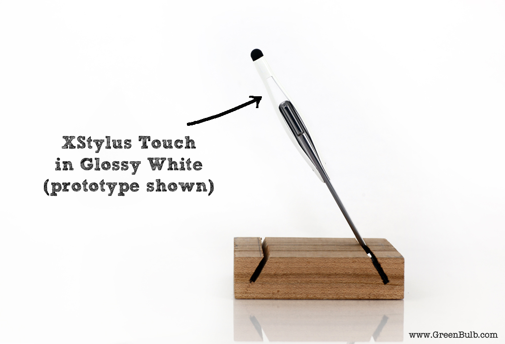 XStylus Touch in glossy white